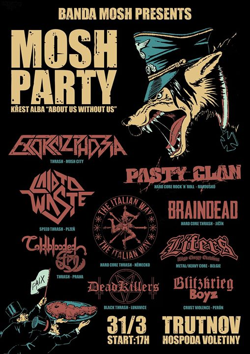 Mosh Party - Trutnov
