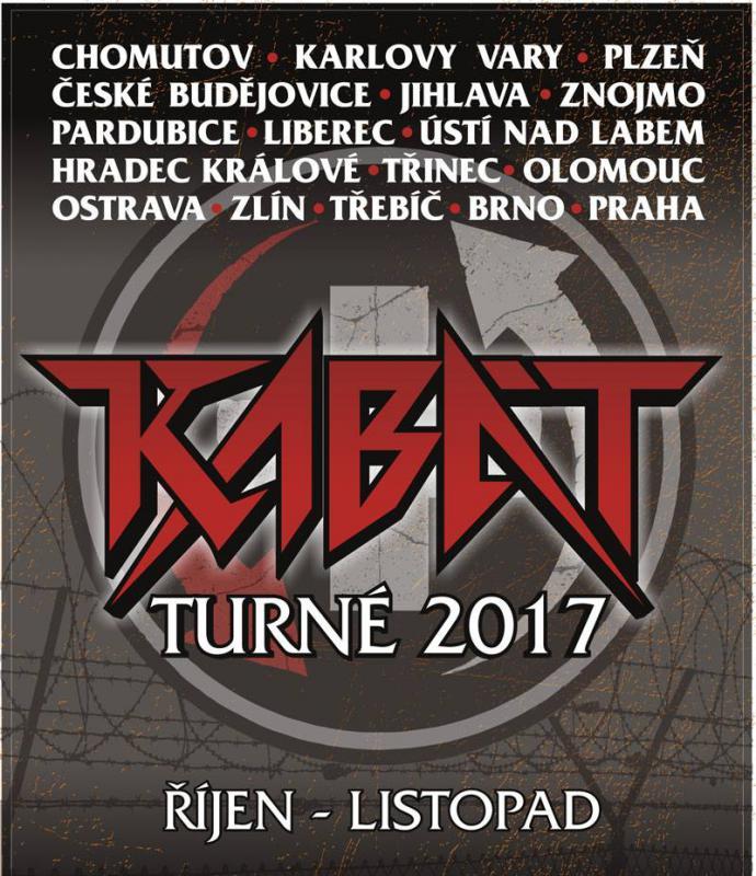Kabát - Turné 2017 - Košice  2c15347de61