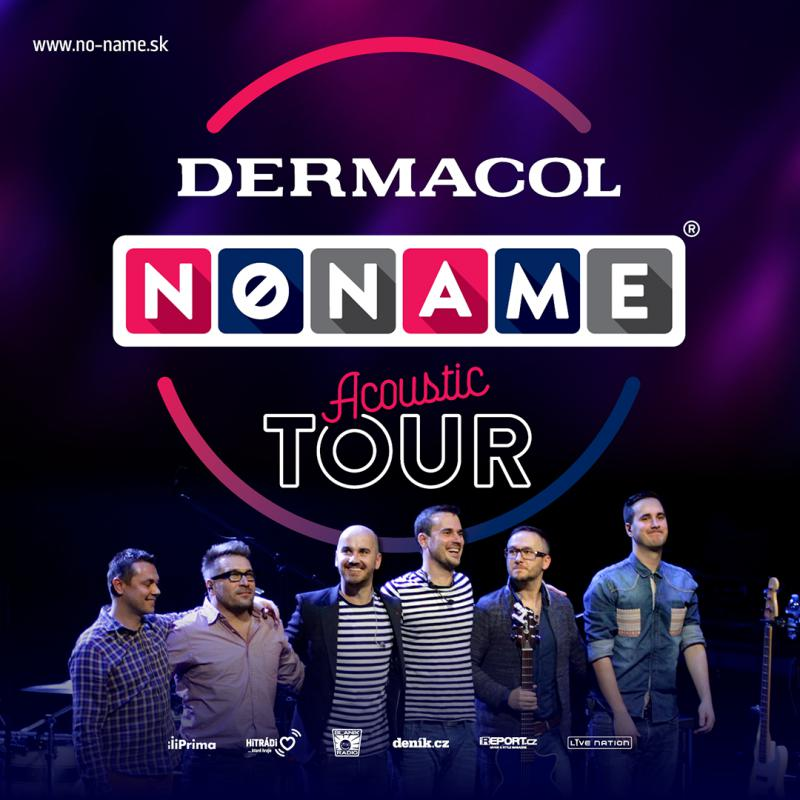 No Name - Dermacol Acoustic tour 2019 - Náchod