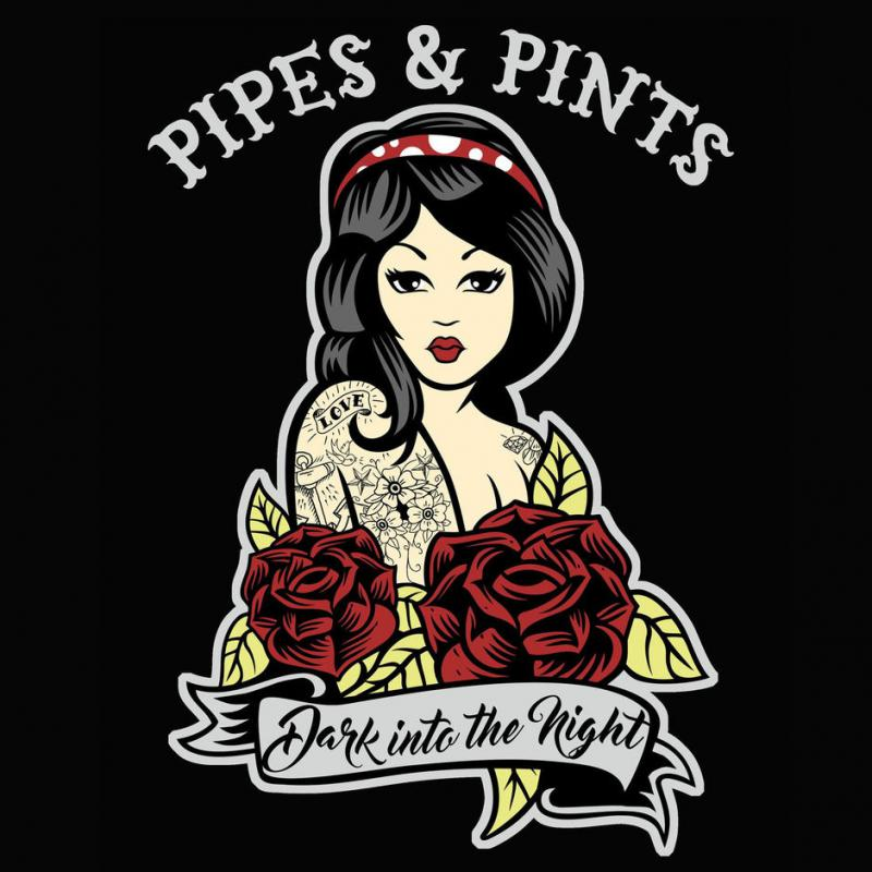 Pipes and Pints-Dark into the night