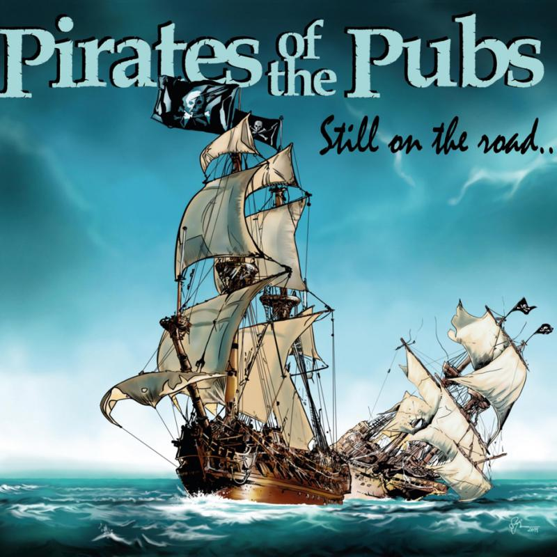 Pirates of the Pubs-Still on the road