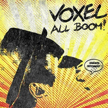 Voxel-All Boom!