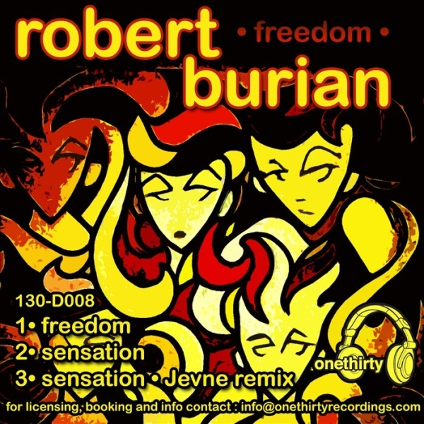 Robert Burian-Freedom